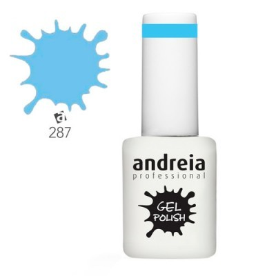 Verniz Gel Andreia 287 (Azul Bebé)