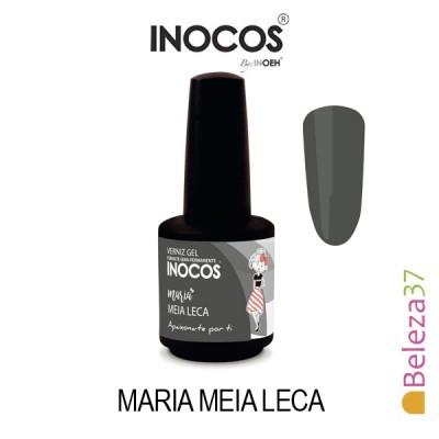 Verniz Gel Inocos 160 – Maria Meia Leca (Cinza Alumínio)