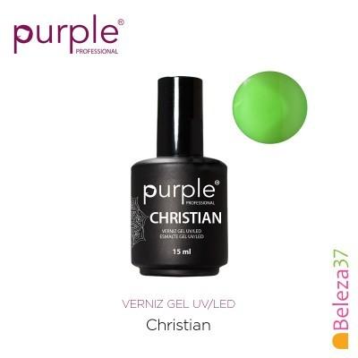 Verniz Gel UV/LED 15ml PURPLE 780 – CHRISTIAN