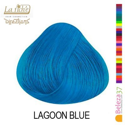 La Riché Directions - LAGOON BLUE