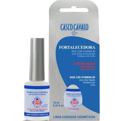 Base Fortalecedora Casco Cavalo com Vitamina B5 10ml