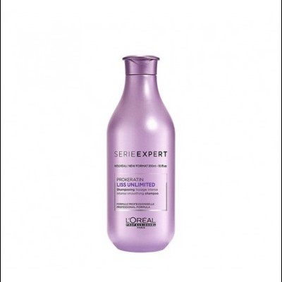 Champô L'Oréal Liss Unlimited 300ml