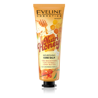 Creme de Mãos Eveline - Nutri Honey 50ml