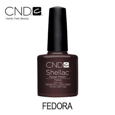CND Shellac – Fedora 40510 (Castanho Escuro)
