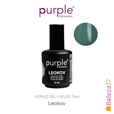 Verniz Gel UV/LED 15ml PURPLE 642 – LEOKOV