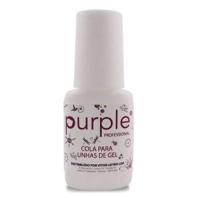 Cola Purple com Pincel 7,5g