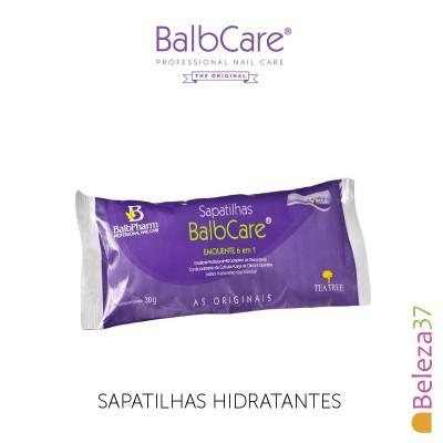 BALBCARE - 1 Par de Sapatilhas Hidratantes