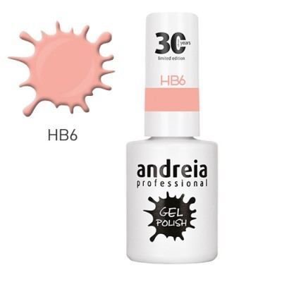 Verniz Gel Andreia HB6 – Rosa Nude