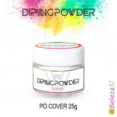 Dipping Powder Cover 25g (Pó de Cobertura Natural)