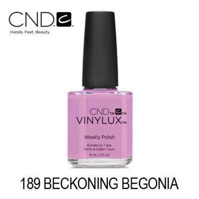 CND Vinylux – #189 Beckoning Begonia
