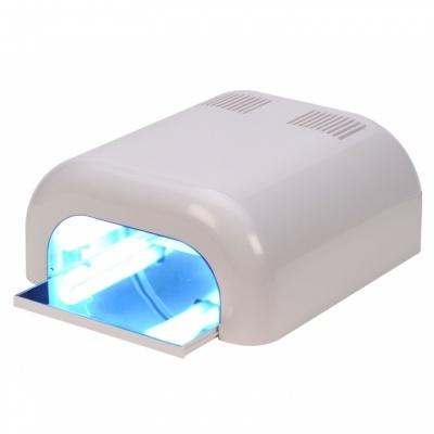 Catalisador UV Branco de 36W com 4 lâmpadas