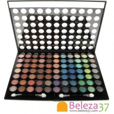 Paleta de Maquilhagem com 77 Sombras PAINTBOX