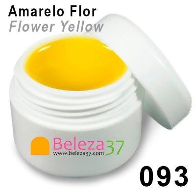 GEL DE COR 093 – Amarelo Flor (Flower Yellow)