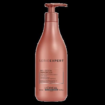 L'Oréal Inforcer Shampoo Anti-Quebra 500ml
