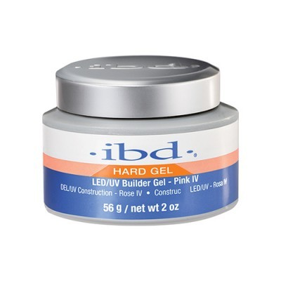 IBD – Gel Construtor LED/UV Rosa IV 56g
