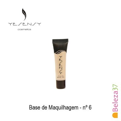 Base de Maquilhagem YESENSY n.6