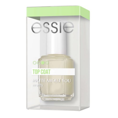 ESSIE Matte About You Top Coat Mate