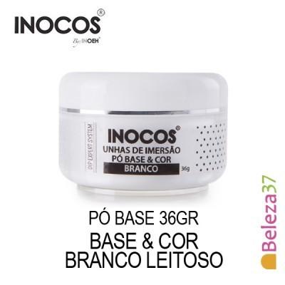 IN1 - BASE & COR - BRANCO LEITOSO