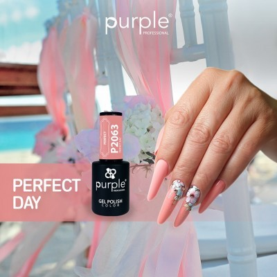 Verniz Gel PURPLE P2063 – Perfect Day