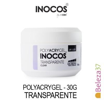 Polyacrygel Inocos - Transparente 30g