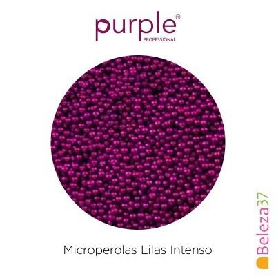 Microperolas Lilas Intenso