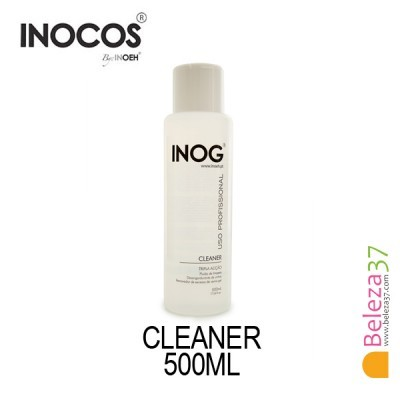 Cleaner para Verniz Gel Inocos 500ml