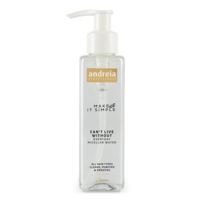 Andreia Essentials - CAN'T LIVE WITHOUT - Everyday Micellar Water