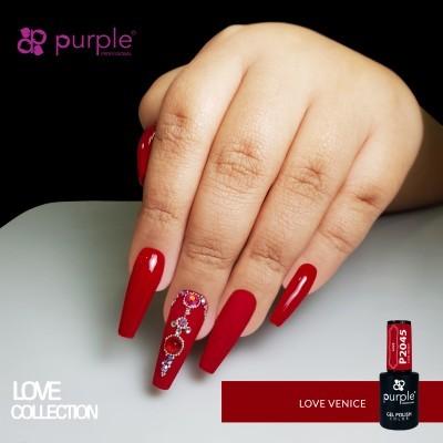 Verniz Gel PURPLE P2045 – Love Venice