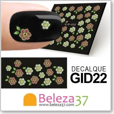 Decalques Luminosos (GID22)