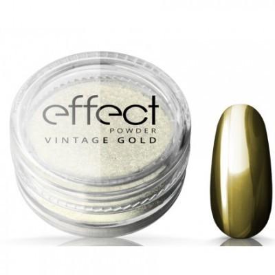 Pó de Efeito Silcare - Vintage Gold