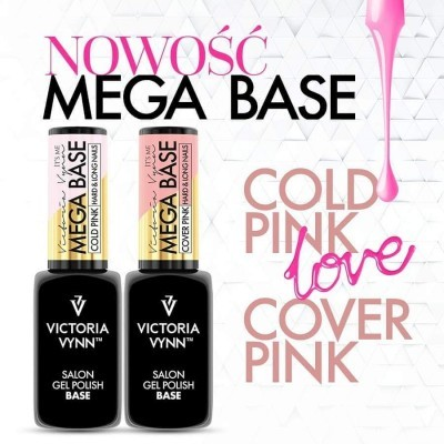 Mega Base Cover Pink + Mega Base Cold Pink
