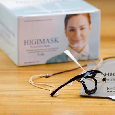 Máscara de Proteção Higimask Preta