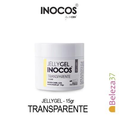 Jellygel Inocos - Gel Construção Transparente 15g