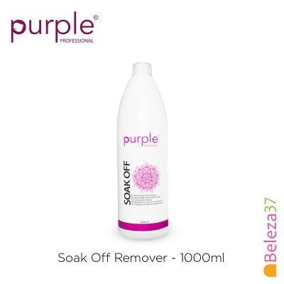 Removedor Soak Off Purple 1000ml