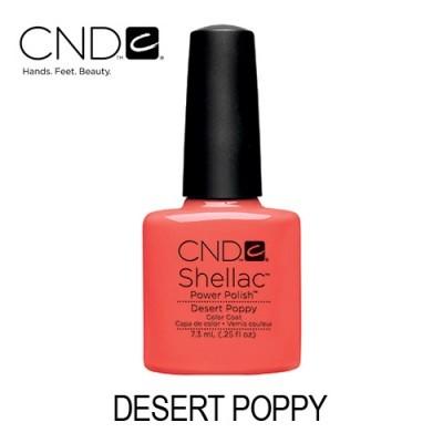 CND Shellac – Desert Poppy 90542