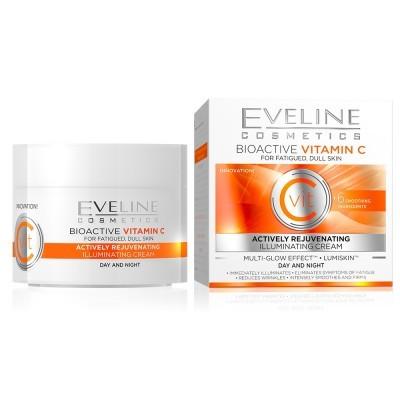 Creme de Rosto Eveline Bioactive Vitamin C 50ml
