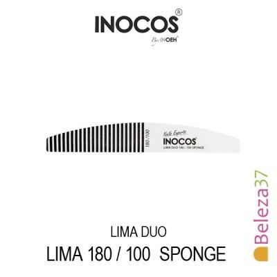 Lima Duo Inocos - Lima 180g + 100g Sponge (Esponja)