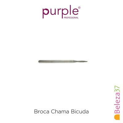 Broca Chama Bicuda PURPLE