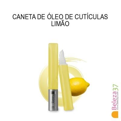 Caneta de Óleo de Cutículas - Aroma a Limão