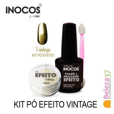 Kit Pó Efeito Inocos - Vintage 2g