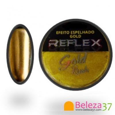 Pó de Espelho Reflex (Mirror Powder) – OURO