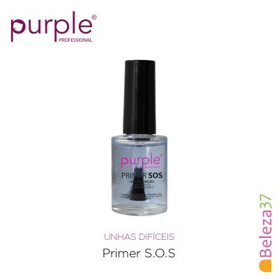 Primer SOS PURPLE 15ml (com ácidos)