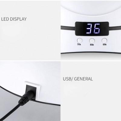 Catalisador UV/LED 36W