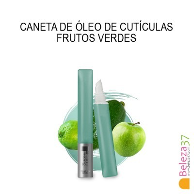 Caneta de Óleo de Cutículas - Aroma a Frutos Verdes