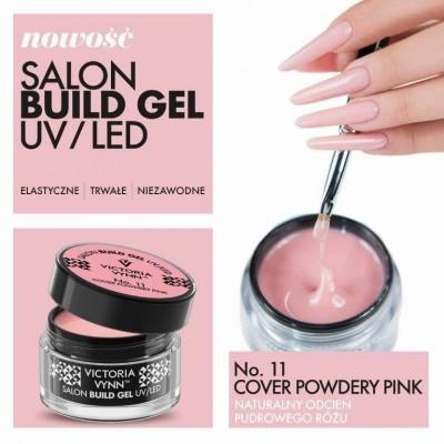Gel Construtor Victoria Vynn 11 - Cover Powdery Pink 15ml