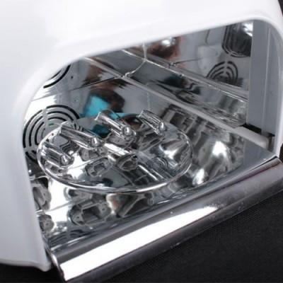 Catalisador Profissional UV 36W com Temporizador e Ventilador SM70 (COR AZUL)