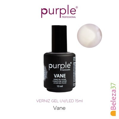 Verniz Gel UV/LED 15ml PURPLE 788 – VANE (Branco Leitoso)