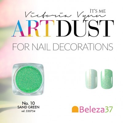 Art Dust Victoria Vynn 10 - SAND GREEN