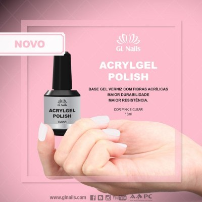 Base AcrylGel Polish 15ml