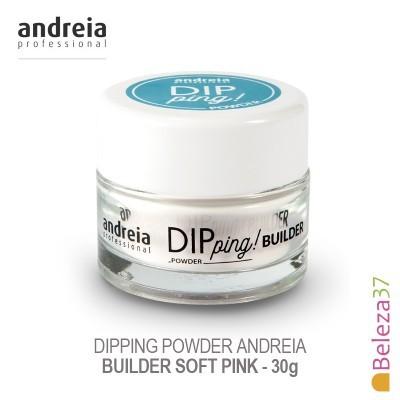 Dipping Powder Andreia - Builder  Soft Pink 30g